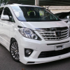 TOYOTA ALPHARD ANH20 240S TYPE GOLD