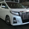 TOYOTA ALPHARD S C PACKAGE AGH30